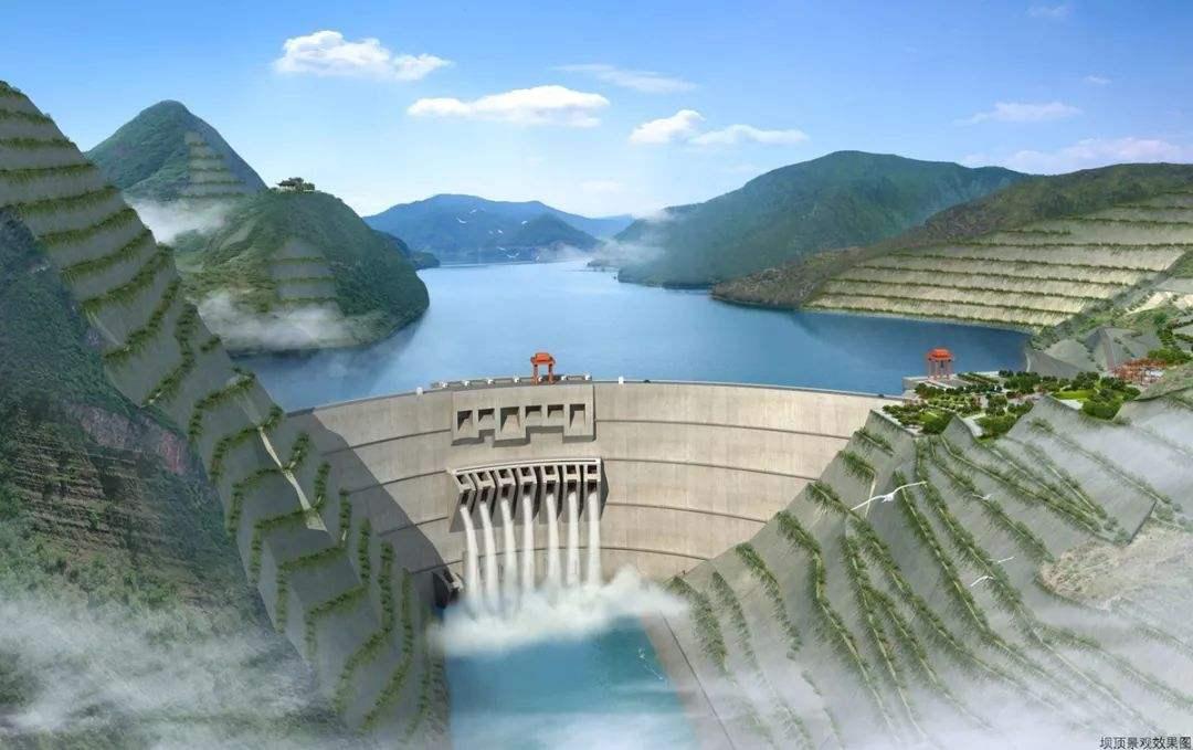 2015年中国葛洲坝白鹤滩施工局安全标准化建设宣传片